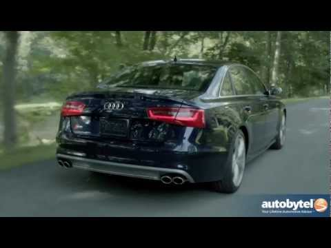 Audi S6 Video Road Test & Review