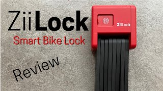 ZiiLock - Smartes Fahrradschloss im Review