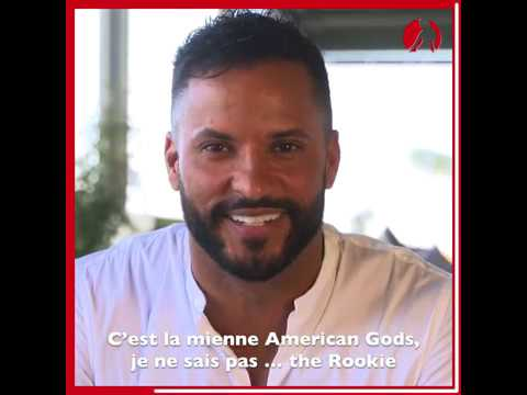 FESTIVAL 2019 - One Minute With : Ricky Whittle