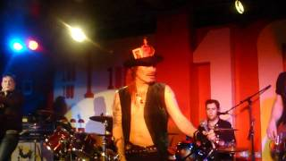 Adam Ant Wonderful 100 club 27/01/11