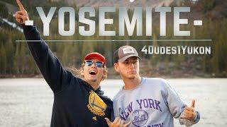 USA Roadtrip | Edit #2 - Timelapse Driving Through Yosemite