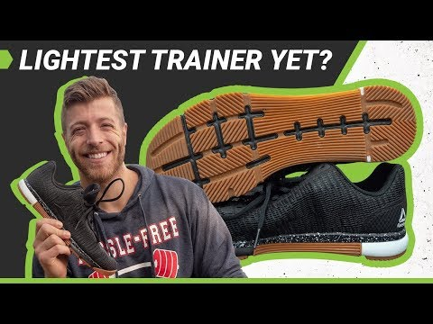 Reebok Speed TR Flexweave —Better for Lifting or Running?