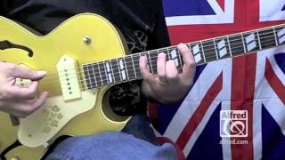 "How to Play ""Misery"" by The Beatles on Guitar - Lesson Excerpt"