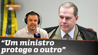 Toffoli será investigado por propina?