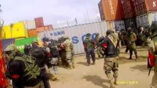 preview picture of video 'Apocalipsis 3 En Bogotá - primer dia [Paintball]'