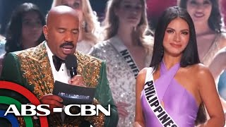 Gazini Ganados is a step closer to achieving a back-to-back win for the country as she entered the Miss Universe 2019 Top 20.  To watch more breaking news videos click the link below: https://www.youtube.com/playlist?list=PLgyY1WylJUmjreCzKI09WHDQWm6tYSHxB  Check out what's trending on the internet! Click the link below: https://www.youtube.com/watch?v=GrXNmNs--A0&list=PLgyY1WylJUmiNASnHYchkIZsdUYgT_TQX  For more positive vibes and good news, click the link below: https://www.youtube.com/watch?v=AcVYzJbvV90&list=PLgyY1WylJUmir8pkZENrF1o7C4t2sVwdg  Subscribe to the ABS-CBN News channel! - http://bit.ly/TheABSCBNNews  Watch DZMM Teleradyo livestream on TFC.TV http://bit.ly/DZMMTeleradyo-TFCTV  Visit our website at http://news.abs-cbn.com Facebook: https://www.facebook.com/abscbnNEWS Twitter: https://twitter.com/abscbnnews  #ABSCBNNews #MissUniverse2019 #GaziniGanados