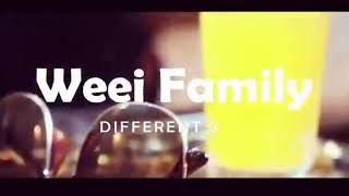 Weei Family – DIFFERENT