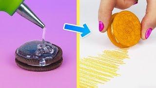 Канцелярия в виде еды – 11 идей!