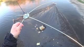 Чертеж паука для ловли мелкой рыбы
