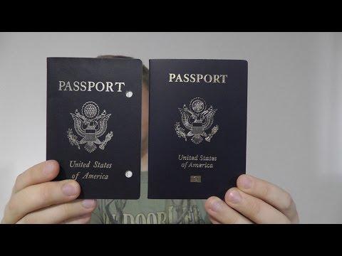 Как получить новый паспорт США - самый лёгкий способ