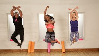 30-Minute Dance Cardio Workout For a Better Butt | Class FitSugar by POPSUGAR Fitness