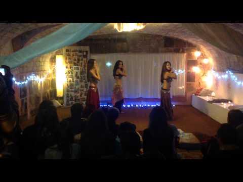Danza del vientre - Pueblo San Joan de Mediona