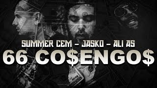 Summer Cem Feat. Jasko & Ali As ► 66 COSENGOS ◄ [ Official Video] Prod. By Joshimixu