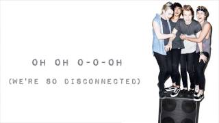 Disconnected Lyric Video 5 Seconds Of Summer
