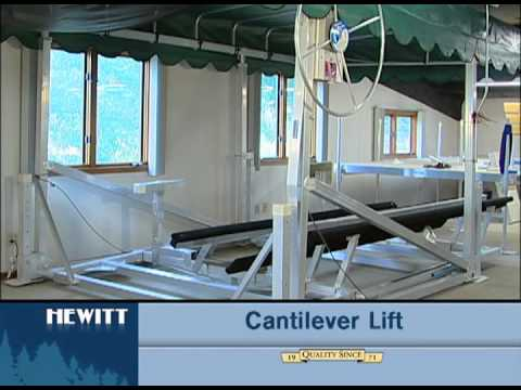 How to Identify Vertical & Cantilever Boat Lifts