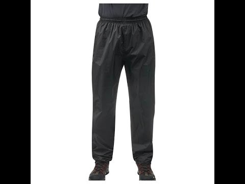 Sobre Pantalon Impermeables y Transpirable