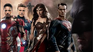Superman V The Avengers III Dawn Of The Six Fan Trailer