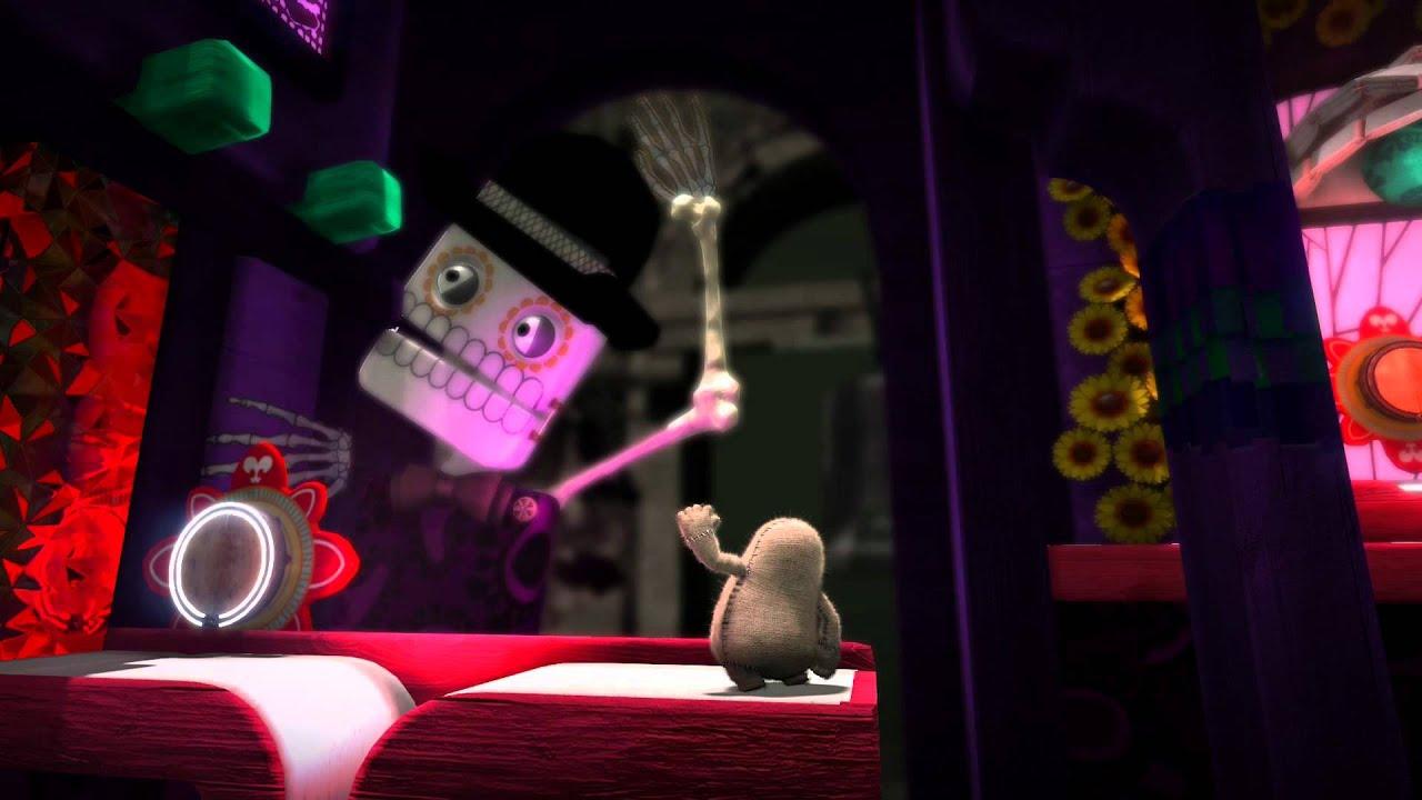 LittleBigPlanet 3: Il viaggio verso casa disponibile oggi