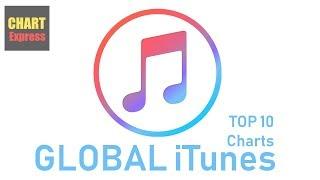 Global iTunes Charts | Top 10 | 21.07.2019 | ChartExpress