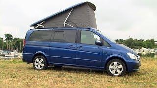 Kampeerauto Te Koop Mercedes Viano Marco Polo Buscamper Voor 4