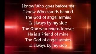 Chris Tomlin - Whom Shall I Fear (God of Angel Armies) with Lyrics
