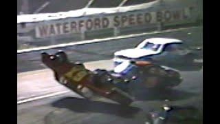 Wild Wrecks | 1990's | Waterford Speedbowl | Volume 4