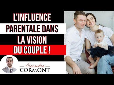 L'influence parentale en amour : Je vous dis TOUT ! L'influence parentale en amour : Je vous dis TOUT !