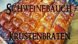 Schweinebauch - Krustebraten vom Gasgrill     #grillmeinrezept   Grill & Chill / BBQ & Lifestyle