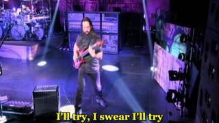 Dream Theater - Lie ( Live From The Boston Opera House ) - with lyrics