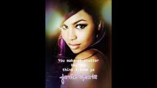 Jordin Sparks - Skipping a Beat Lyrics HQ