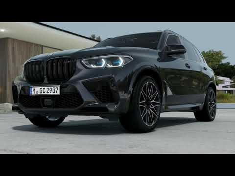 BMW X5 M, 460kW