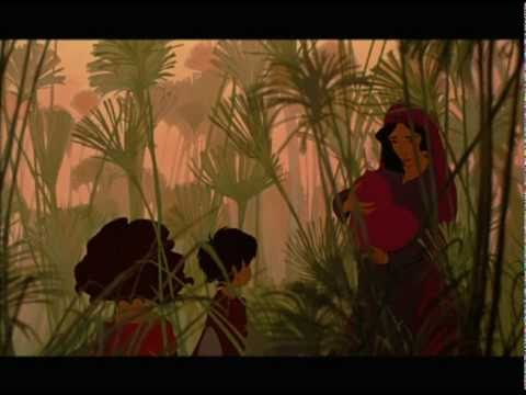 The Prince of Egypt DVD movie- trailer
