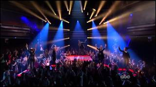 Ne-Yo Live @ Dancing With The Stars 15: Let Me Love You (Matthew Nagle & [Ex] da Bass Remix)