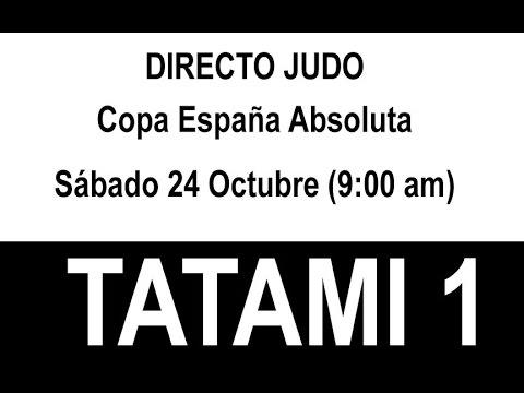 Copa de España Absoluta Tatami 1