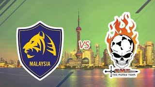 [23.07.2016] Malaysia Tigers vs Trung Quốc TMT [EACC 2016]