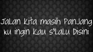 Gambar cover Cinta Kita - Teuku Wisnu dan Shireen Sungkar Lyrics (HQ)