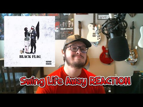 """Swing Life Away"" Machine Gun Kelly ft. Kellin Quinn Reimagined REACTION"