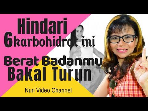 Kehilangan berat badan pada NTV mencari resep