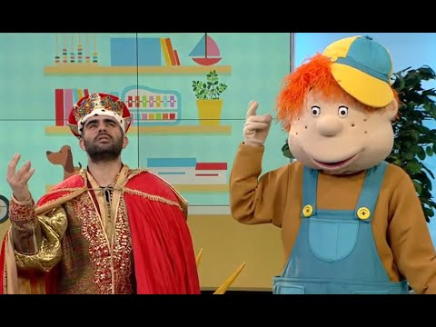 שלומי וסתם פוגשים את המלך שלמה