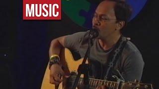 """Noel Cabangon - """"Kahit Maputi Na Ang Buhok Ko"""" Live! With Jim Paredes"""