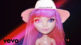 Ava Max - Not your Barbie Girl   Dolls Stop Motion