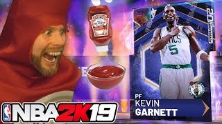 the Final Pack Opening of NBA 2K19