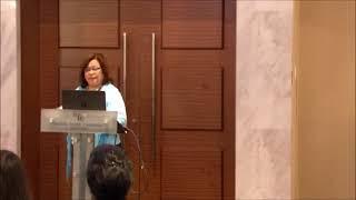 Keynote Speech by Prof Violeta
