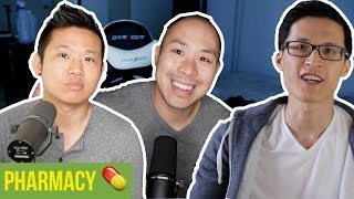 How to get a pharmacist job without experience (ft. Paul Tran and Brian Fung)