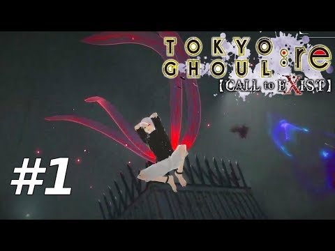 Gameplay de Tokyo Ghoul:re [Call to Exist]