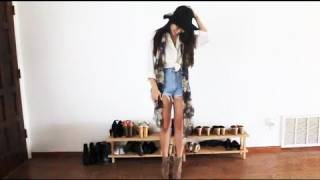 How I Style: Jeffrey Campbell Litas (+ Bloopers)