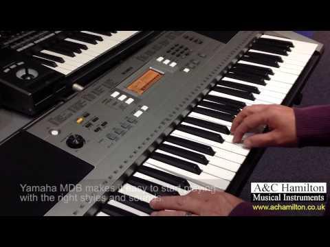 Yamaha PSR-E353 Keyboard Demo - A&C Hamilton