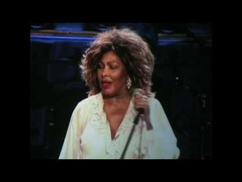 Tina Turner - Be Tender With Me Live Nassau 08'