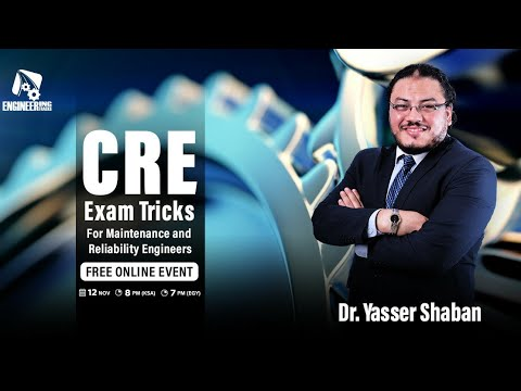 Certified Reliability Engineer Exam Tricks - YouTube