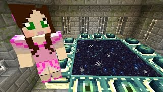 Minecraft: END PORTAL CHALLENGE [EPS9] [25]